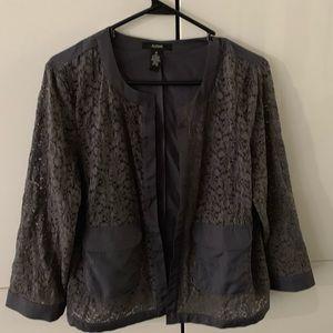 Alfani short blazer